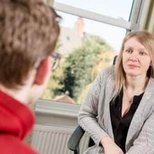 counsellor depression and anxiety